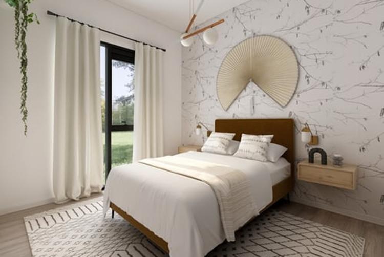 janiszewska marta-suwałki-nieruchomości-przytulna sypialnia-jak ją urządzić-zasłony