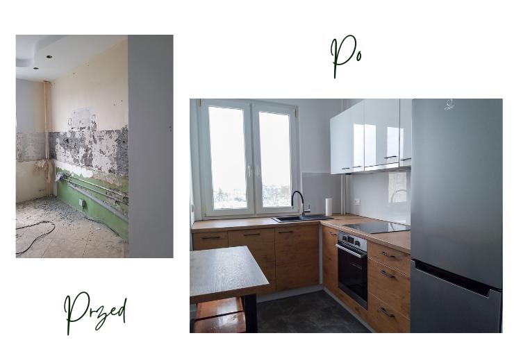 janiszewska marta-suwałki-jak przygotować mieszkanie dowynajęcia-jasne wnetrza-jasna baza-szybka metamorfoza kuchni