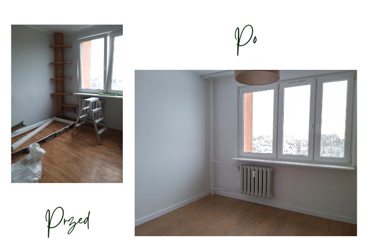janiszewska marta-suwałki-jak przygotować mieszkanie dowynajęcia-jasne wnetrza-jasna baza-szybka metamorfoza sypialni