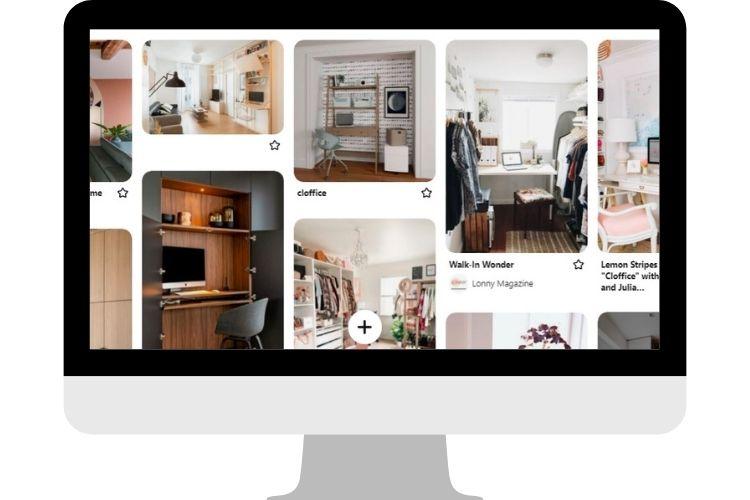 janiszewska marta-suwałki-home staging-domowe biuro-homeoffice-jak zorganizować domowe biuro-cloffice-pinterest