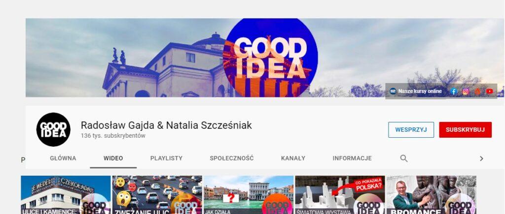 janiszewska marta-suwałki-najlepsze kanały wnetrzarskie naYoutube-architecture is agood idea