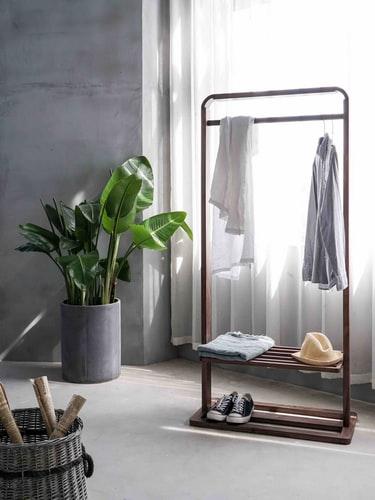 ruda chata-blog-organizacja szafy-przechowywanie wszafie-ubrania-wieszka zewnetrzny-garderoba