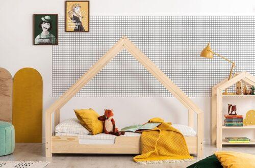 ruda chata-blog-łóżeczko dla dziecka-drewniane-lozko-domek-bella