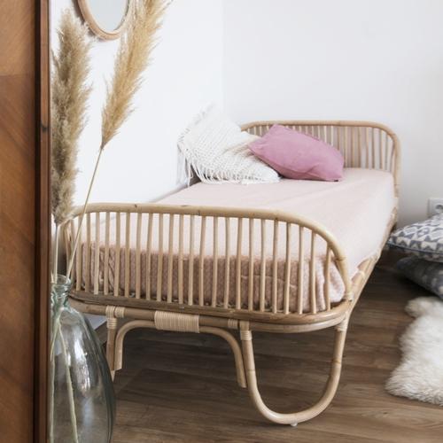 ruda chata-blog-łóżeczko dla dziecka-lozko-rattanowe-dla-dzieci