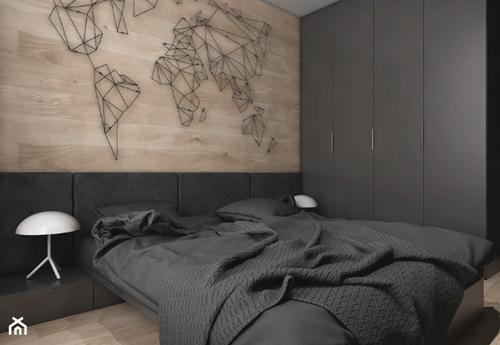 ruda chata-blog-pomysl nasciane zalozkiem-dekoracja-metalowa druciana mapa swiata zalozkiem-spacja studio