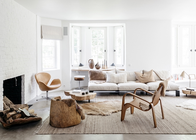 ruda chata-blog-wnętrza w stylu skandynawskim-biała kuchnia w stylu skandynawskim-jasny salon-scandi interior
